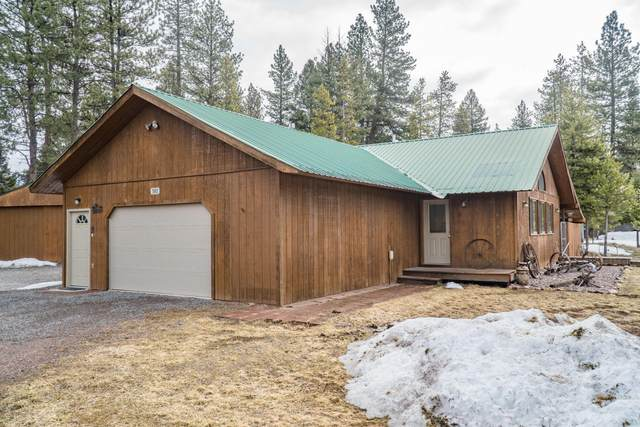 580 Tamarack Drive, Seeley Lake, MT 59868 (MLS #22004306) :: Whitefish Escapes Realty