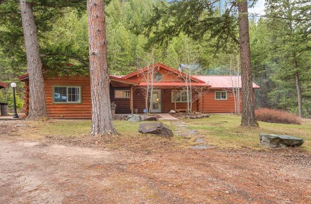 15510 Kendall Creek Road, Clinton, MT 59825 (MLS #22004316) :: Whitefish Escapes Realty