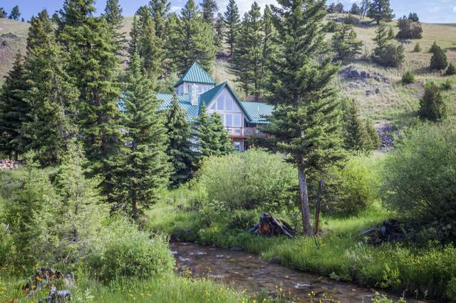 38 Mountain Moose Road, Philipsburg, MT 59858 (MLS #22004425) :: Performance Real Estate