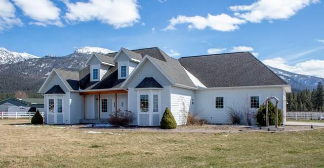 33257 Minesinger Trail, Polson, MT 59860 (MLS #22004498) :: Performance Real Estate