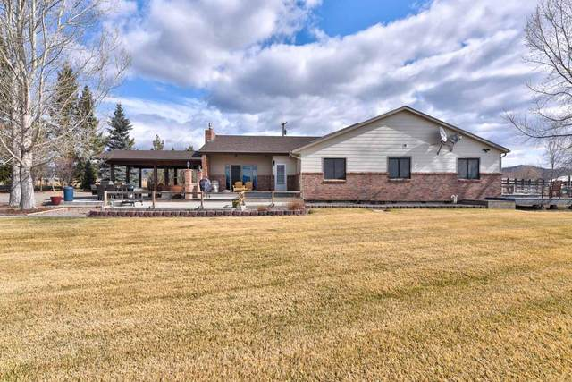 2710 E Lincoln Road, Helena, MT 59602 (MLS #22004523) :: Performance Real Estate