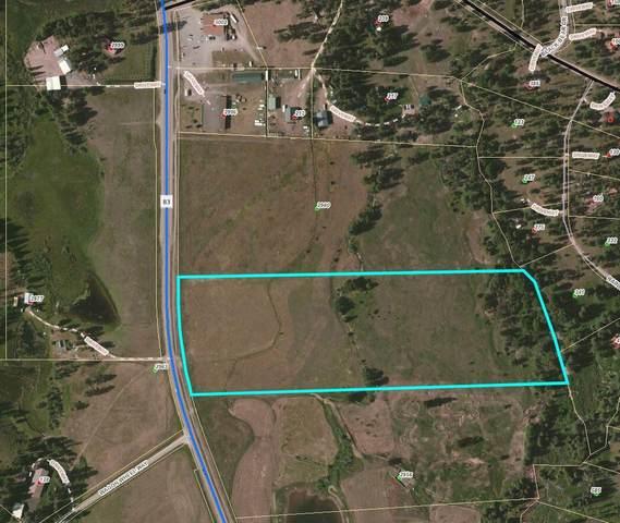 Nhn Mt Hwy 83, Seeley Lake, MT 59868 (MLS #22004548) :: Andy O Realty Group
