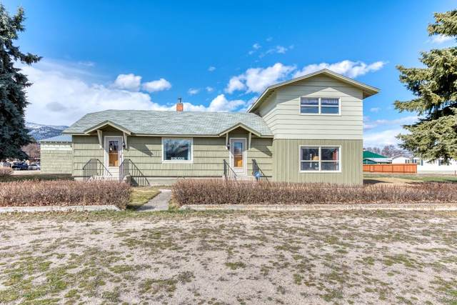 552 4th Avenue S, Victor, MT 59875 (MLS #22004556) :: Andy O Realty Group