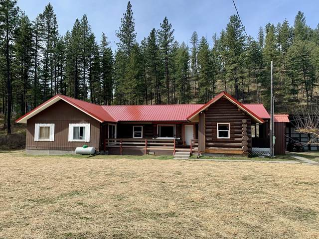 4202 Diamond Match Road, Superior, MT 59872 (MLS #22004564) :: Dahlquist Realtors