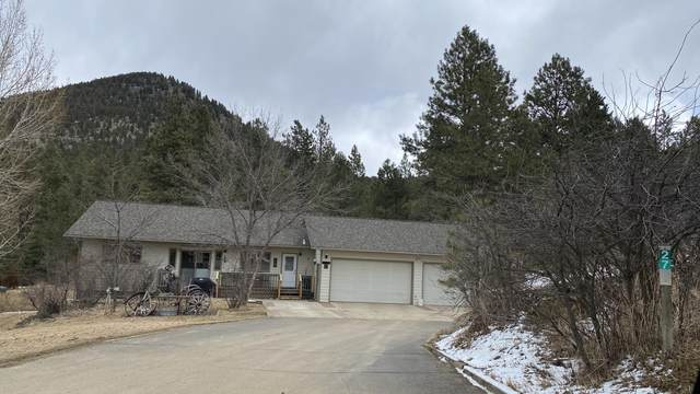 27 Bootlegger Trail, Clancy, MT 59634 (MLS #22004566) :: Dahlquist Realtors
