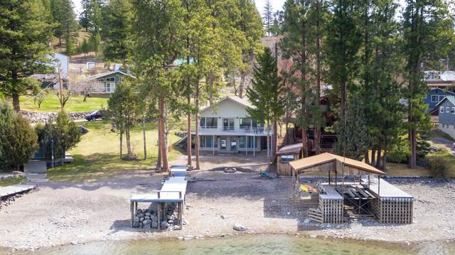 21158 Rollins Lakeshore Drive, Rollins, MT 59931 (MLS #22004979) :: Andy O Realty Group