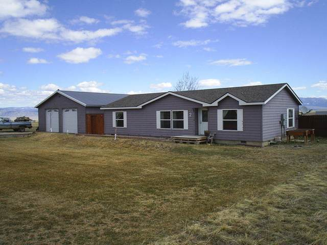 2 Mountain West Loop, Winston, MT 59647 (MLS #22004997) :: Andy O Realty Group
