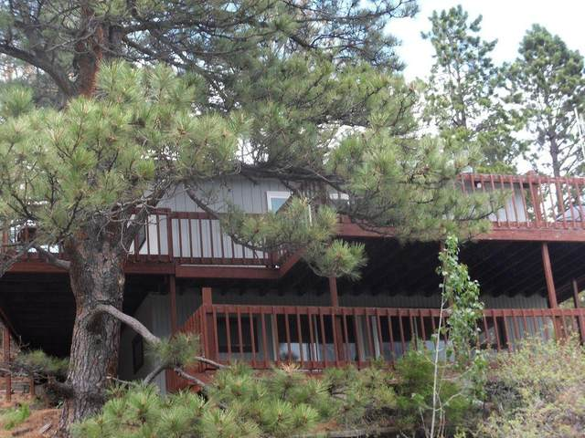 3050 Indian Trail, Wolf Creek, MT 59648 (MLS #22005237) :: Andy O Realty Group