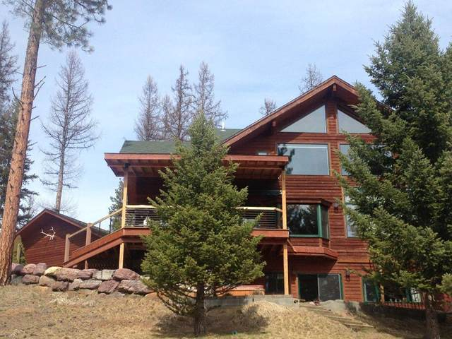 613 Daisy Lane, Seeley Lake, MT 59868 (MLS #22005286) :: Montana Life Real Estate