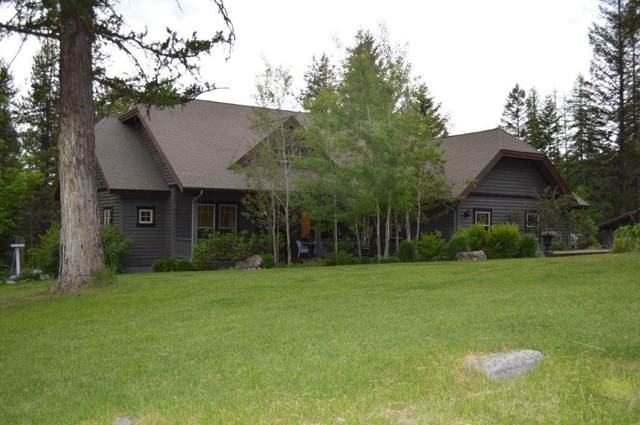 115 Little Mountain Road, Whitefish, MT 59937 (MLS #22005463) :: Andy O Realty Group