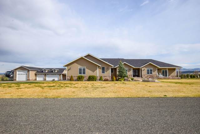 2136 Crested Wheat Loop, East Helena, MT 59635 (MLS #22005630) :: Andy O Realty Group