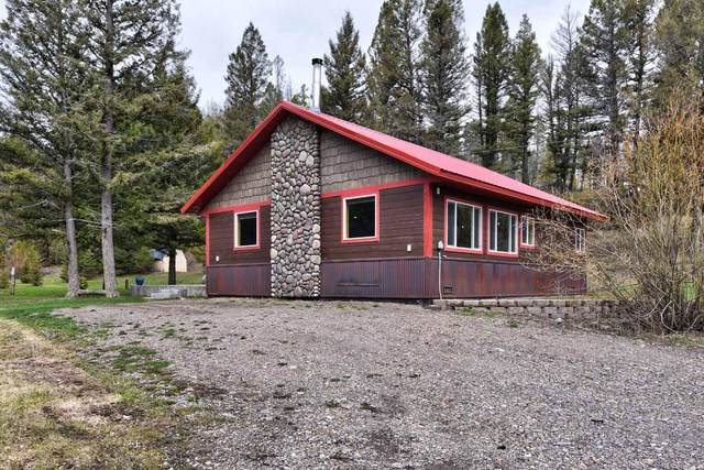 11322 Stemple Pass Road, Lincoln, MT 59639 (MLS #22005699) :: Andy O Realty Group