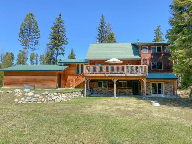 1385 Mountain Meadow Road, Kalispell, MT 59901 (MLS #22005809) :: Dahlquist Realtors