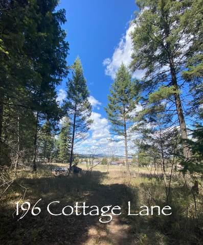 196 Cottage Lane, Kila, MT 59920 (MLS #22005911) :: Performance Real Estate