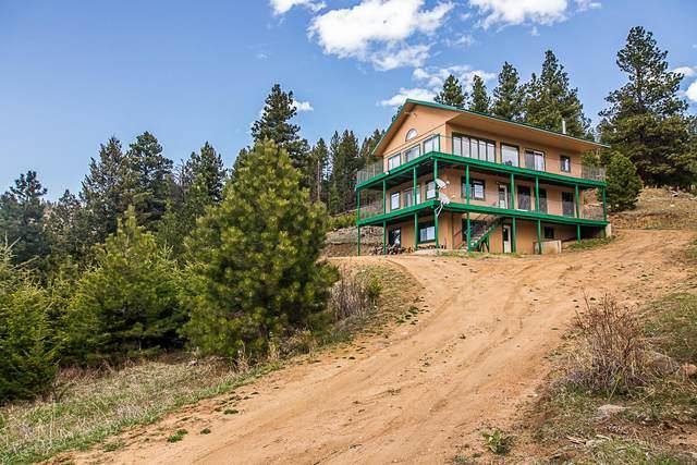 471 Warm Springs Creek Road, Clancy, MT 59634 (MLS #22005975) :: Performance Real Estate