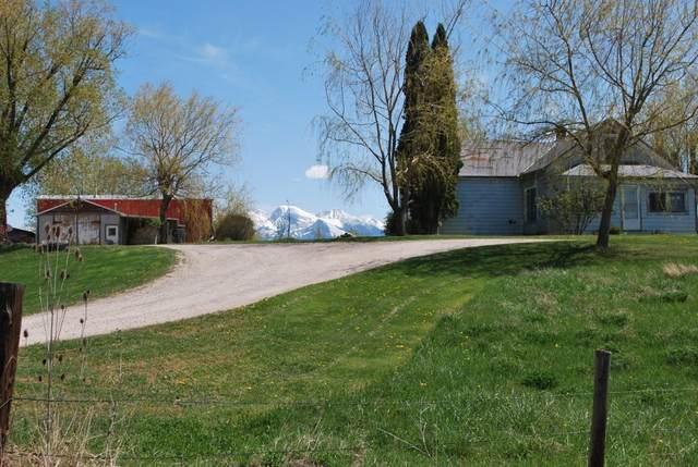 57790 Crow Dam Road, Charlo, MT 59824 (MLS #22006002) :: Performance Real Estate