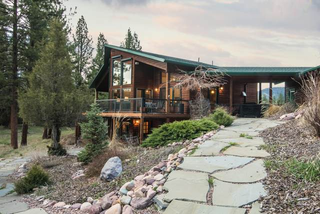 1025 Golf View Drive, Seeley Lake, MT 59868 (MLS #22006020) :: Andy O Realty Group