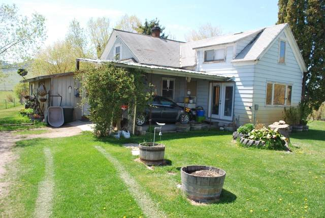 57790 Crow Dam Road, Charlo, MT 59824 (MLS #22006029) :: Performance Real Estate