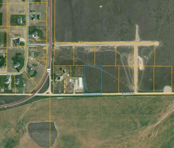 5856 Matt Staff Road, East Helena, MT 59635 (MLS #22006208) :: Andy O Realty Group