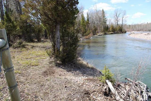 Tbd 1b-6 Blackburn Drive, Lincoln, MT 59639 (MLS #22006487) :: Andy O Realty Group