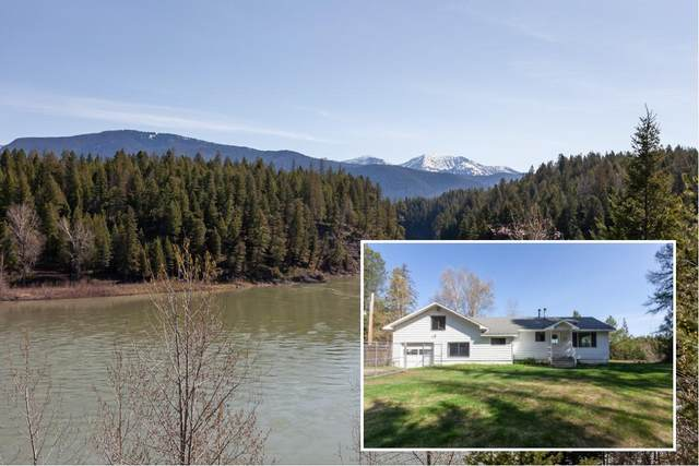 209 Alpha Road, Hungry Horse, MT 59919 (MLS #22006786) :: Andy O Realty Group