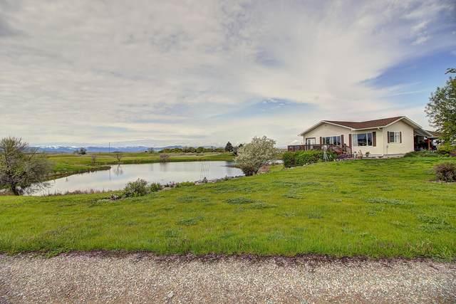 51889 Lost Elk Lane, Charlo, MT 59824 (MLS #22006843) :: Performance Real Estate