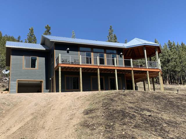 2848 Allen Gulch Road, Wolf Creek, MT 59648 (MLS #22006865) :: Andy O Realty Group