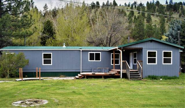 3 Old Depot Road, Clancy, MT 59634 (MLS #22007004) :: Andy O Realty Group
