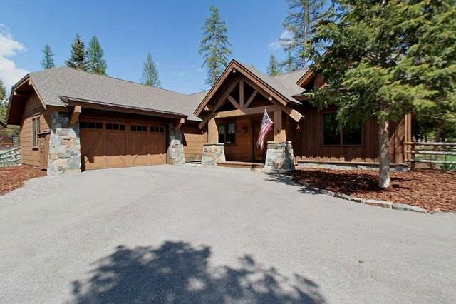 196 Timbered Terrace, Whitefish, MT 59937 (MLS #22007022) :: Andy O Realty Group