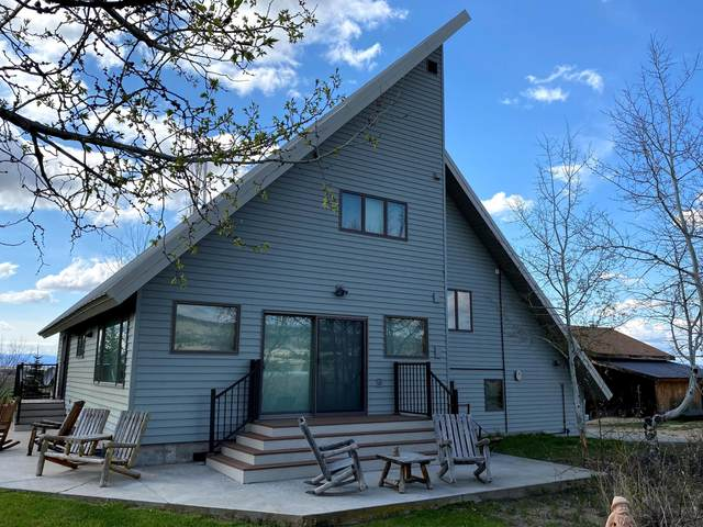 5864 Spokane Ranch Road, East Helena, MT 59635 (MLS #22007056) :: Andy O Realty Group