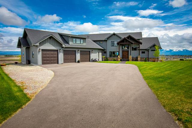 189 Eastview Drive, Kalispell, MT 59901 (MLS #22007120) :: Andy O Realty Group