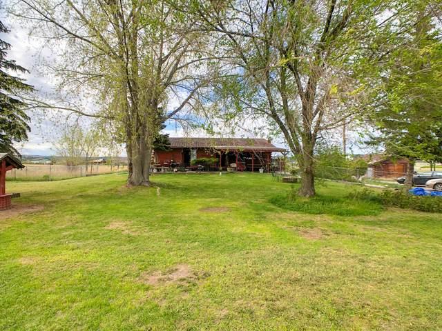 134 Prairie Road, Helena, MT 59602 (MLS #22007123) :: Andy O Realty Group