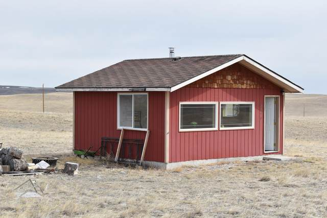 3590 West Bitterroot Lane, Augusta, MT 59410 (MLS #22007155) :: Andy O Realty Group