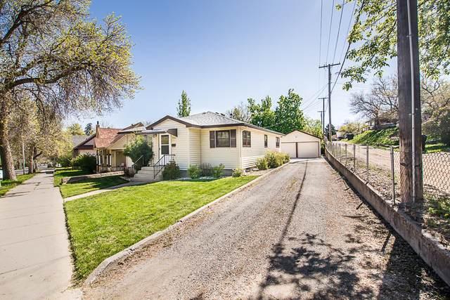 333 N Davis Street, Helena, MT 59601 (MLS #22007156) :: Andy O Realty Group