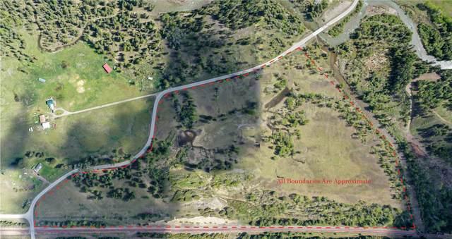 Nhn Dahlberg Siding Road, Eureka, MT 59917 (MLS #22007157) :: Andy O Realty Group