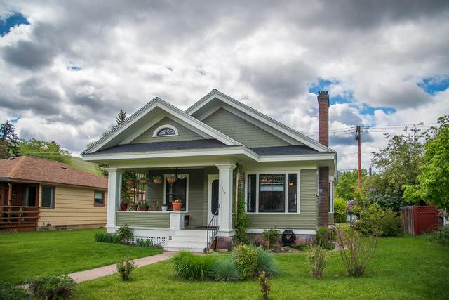 115 North Avenue E, Missoula, MT 59801 (MLS #22007177) :: Andy O Realty Group