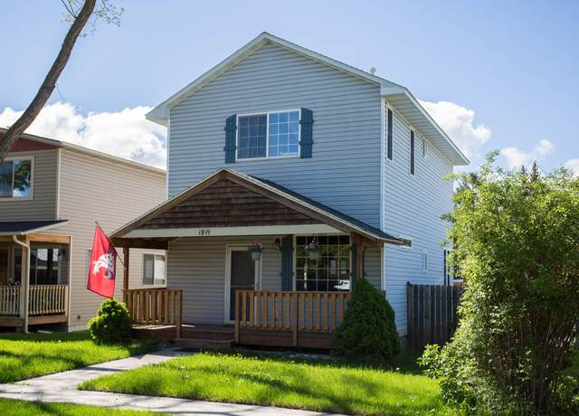 1919 S 13th Street W, Missoula, MT 59801 (MLS #22007183) :: Andy O Realty Group