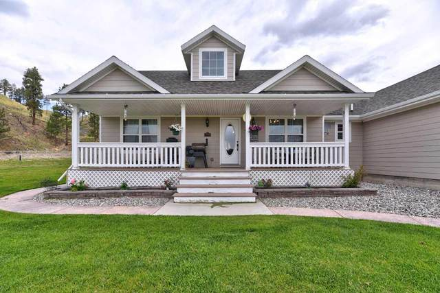 4130 Magpie Gulch Road, Helena, MT 59602 (MLS #22007191) :: Andy O Realty Group
