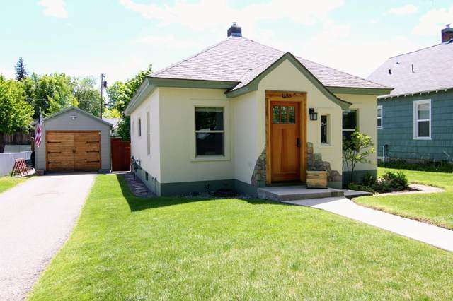 1133 S 3rd Street W, Missoula, MT 59801 (MLS #22007210) :: Andy O Realty Group