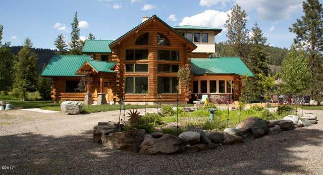 4507 Jennings Haul Road, Libby, MT 59923 (MLS #22007251) :: Whitefish Escapes Realty