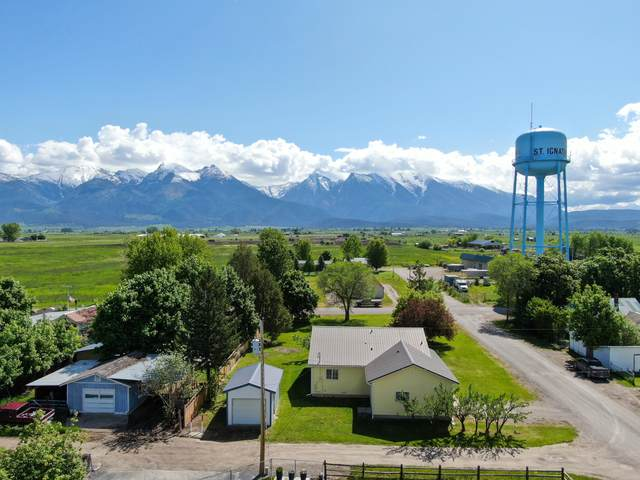 308 Flathead Street, Saint Ignatius, MT 59865 (MLS #22007376) :: Whitefish Escapes Realty