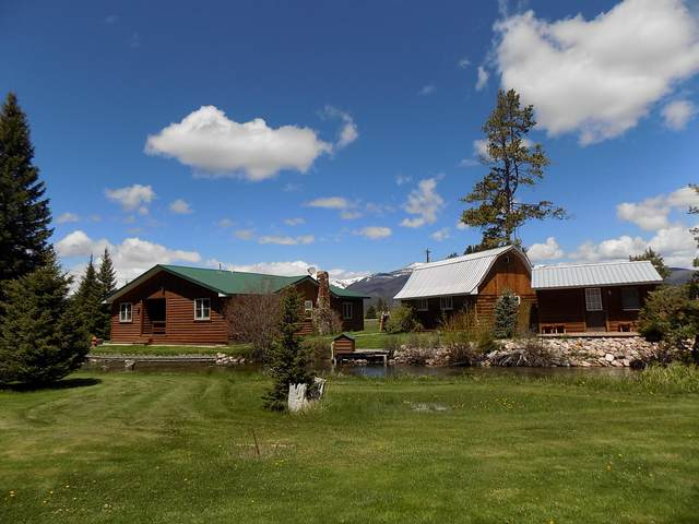 2317 Mt-200, Lincoln, MT 59639 (MLS #22007398) :: Whitefish Escapes Realty