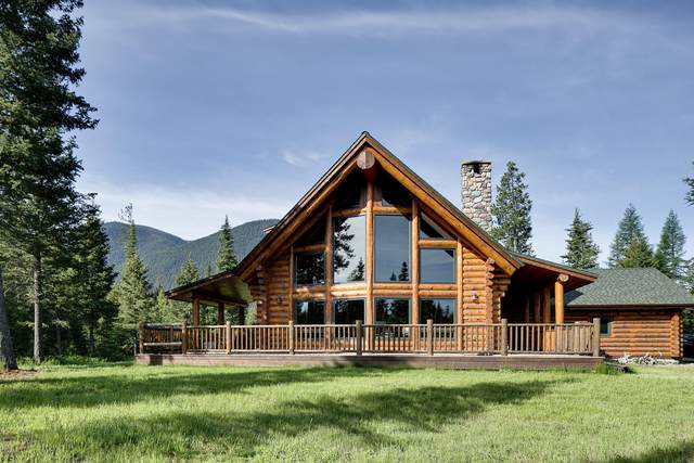 5379 Flathead Ranch Road, Columbia Falls, MT 59912 (MLS #22007422) :: Whitefish Escapes Realty