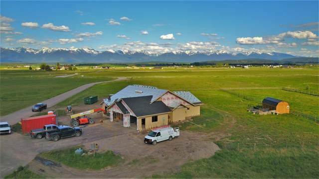 42 Blue Sky Lane, Kalispell, MT 59901 (MLS #22007511) :: Whitefish Escapes Realty