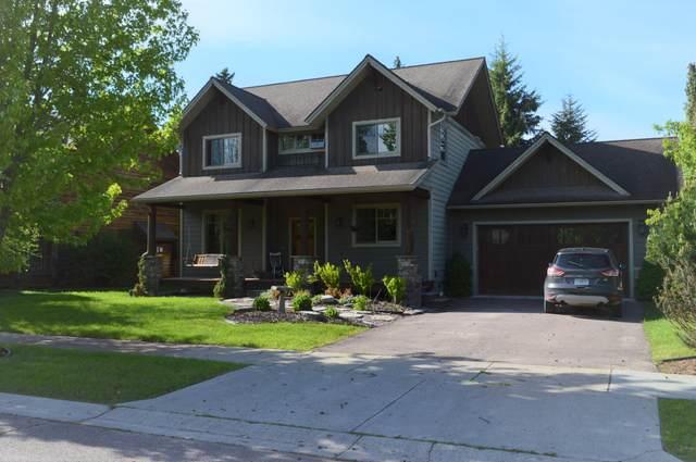 1067 Creekwood Drive, Whitefish, MT 59937 (MLS #22007563) :: Performance Real Estate