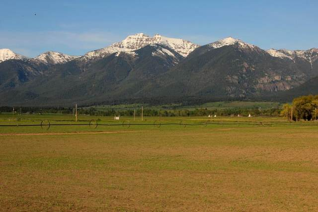 Nhn Post Creek Road W, Saint Ignatius, MT 59865 (MLS #22007590) :: Andy O Realty Group