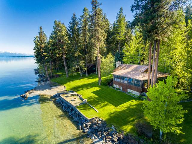 23168 Rollins Lakeshore Drive, Rollins, MT 59931 (MLS #22007701) :: Whitefish Escapes Realty