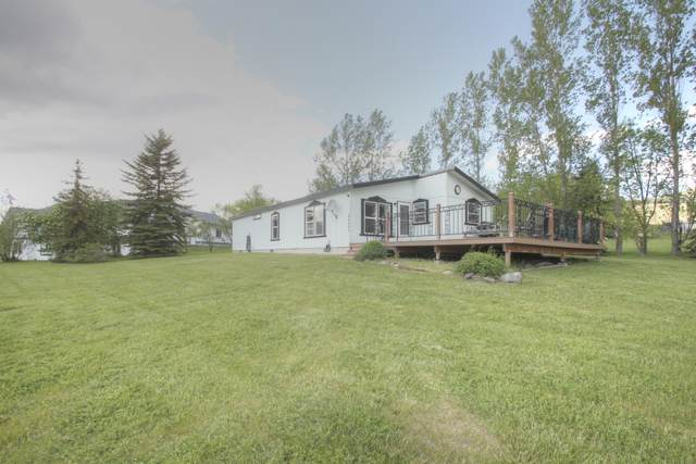 46660 Spinnaker Drive, Elmo, MT 59915 (MLS #22007717) :: Whitefish Escapes Realty