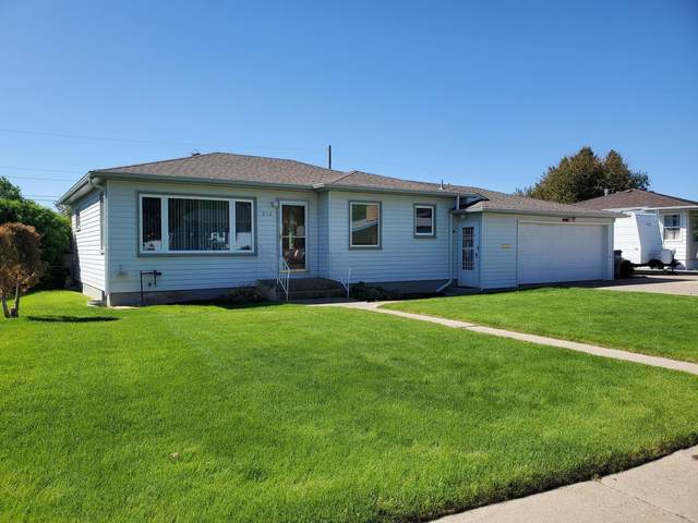 216 19th Avenue NW, Great Falls, MT 59404 (MLS #22007837) :: Andy O Realty Group