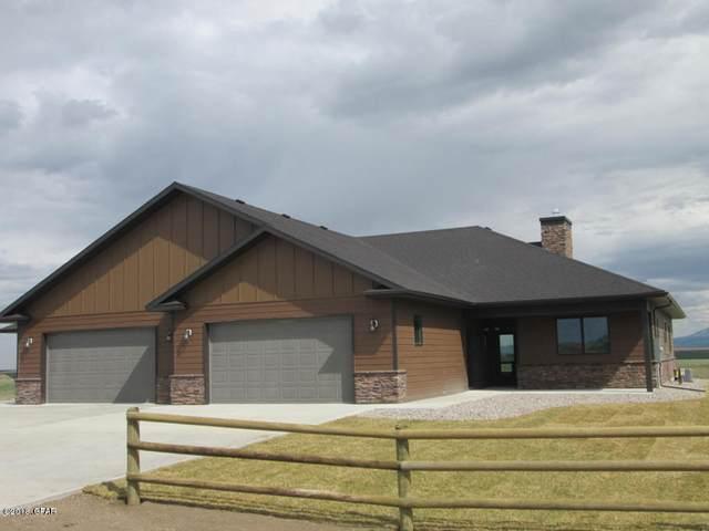 133 Granite Hill Lane, Great Falls, MT 59405 (MLS #22007846) :: Andy O Realty Group